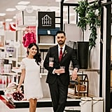 This Couple Had Their Wedding Photos Taken at Target, and Yes, We're Insanely Jealous!