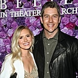 Lauren Luyendyk and Arie Luyendyk Jr. at I Still Believe Screening