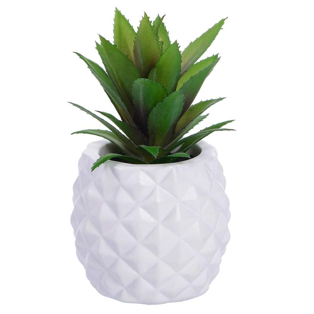 Lvydec Potted Artificial Succulent Decoration