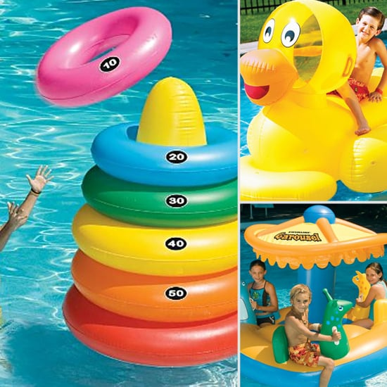 Pool Party! 9 Splash-tastic Inflatable Floats For Backyard Fun