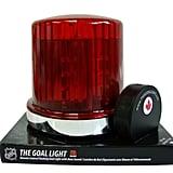For the Hockey Fan: The Original Goal Light