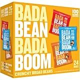 Enlightened Bada Bean Bada Boom Roasted Broad Fava Bean Snacks