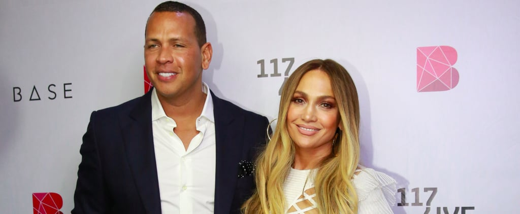 Alex Rodriguez Was With Jennifer Lopez Every Step of the Way During Her Dubai Trip