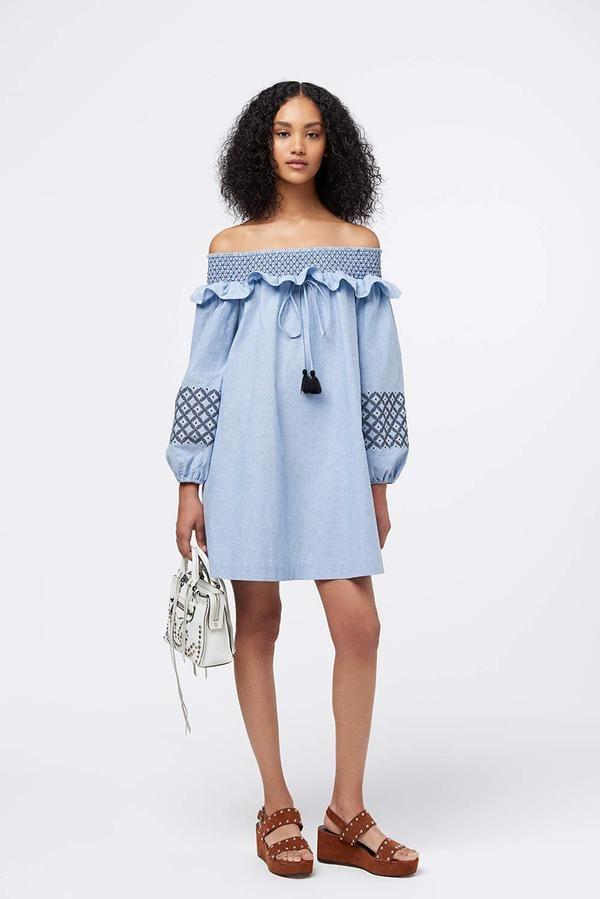 Rebecca Minkoff Goldie Dress