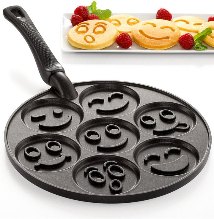 Nordicware Smiley Faces Pancake Pan