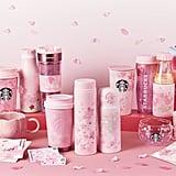 Starbucks Japan Sakura Collection Part 1