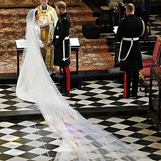 تفاصيل عن فستان زفاف ميغان ماركل وأثواب وصيفاتها