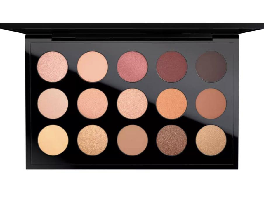 MAC Warm Neutral Eye Shadow Palette
