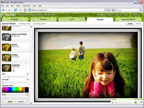 Google Acquires Picnik Online Photo Editing Site