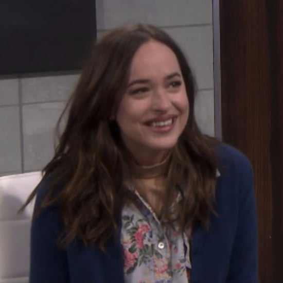 Dakota Johnson Mad Lib Theater on The Tonight Show 2017