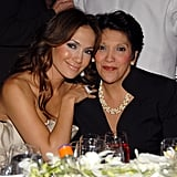 Photos of Jennifer Lopez and Her Mom