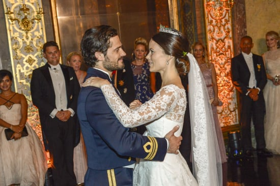 Prince Carl Philip and Sofia Hellqvist Wedding Pictures