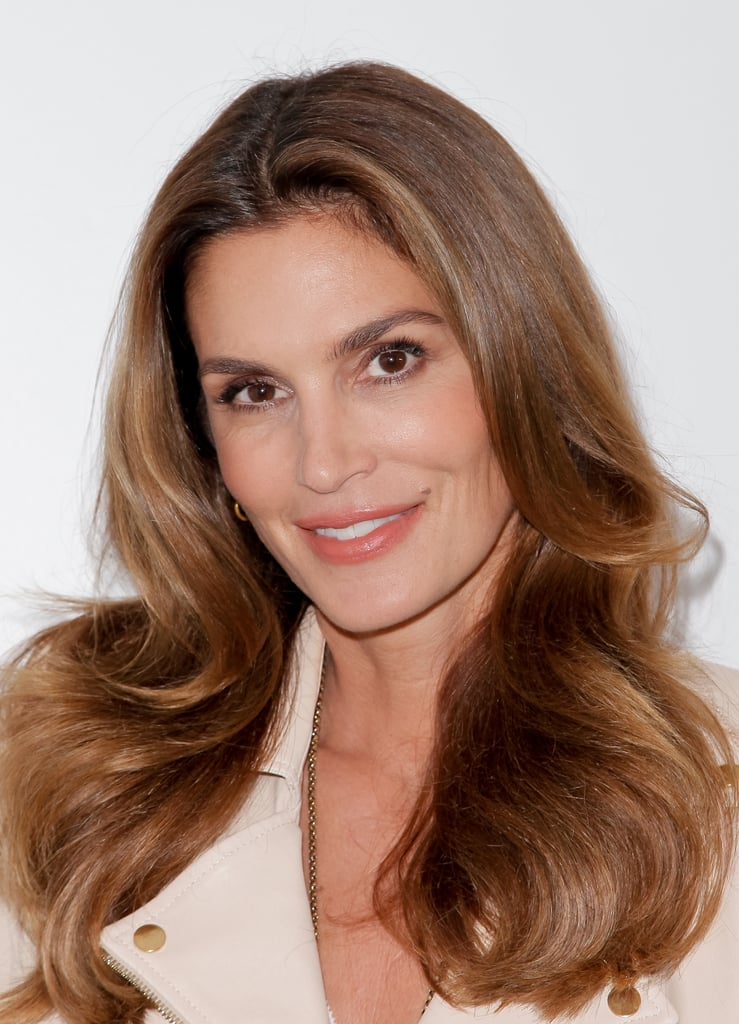 Cindy crawford charlotte tilbury hot lips lipsticks for The crawford