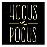 Designs Direct Hocus Pocus Pallet Wall Art