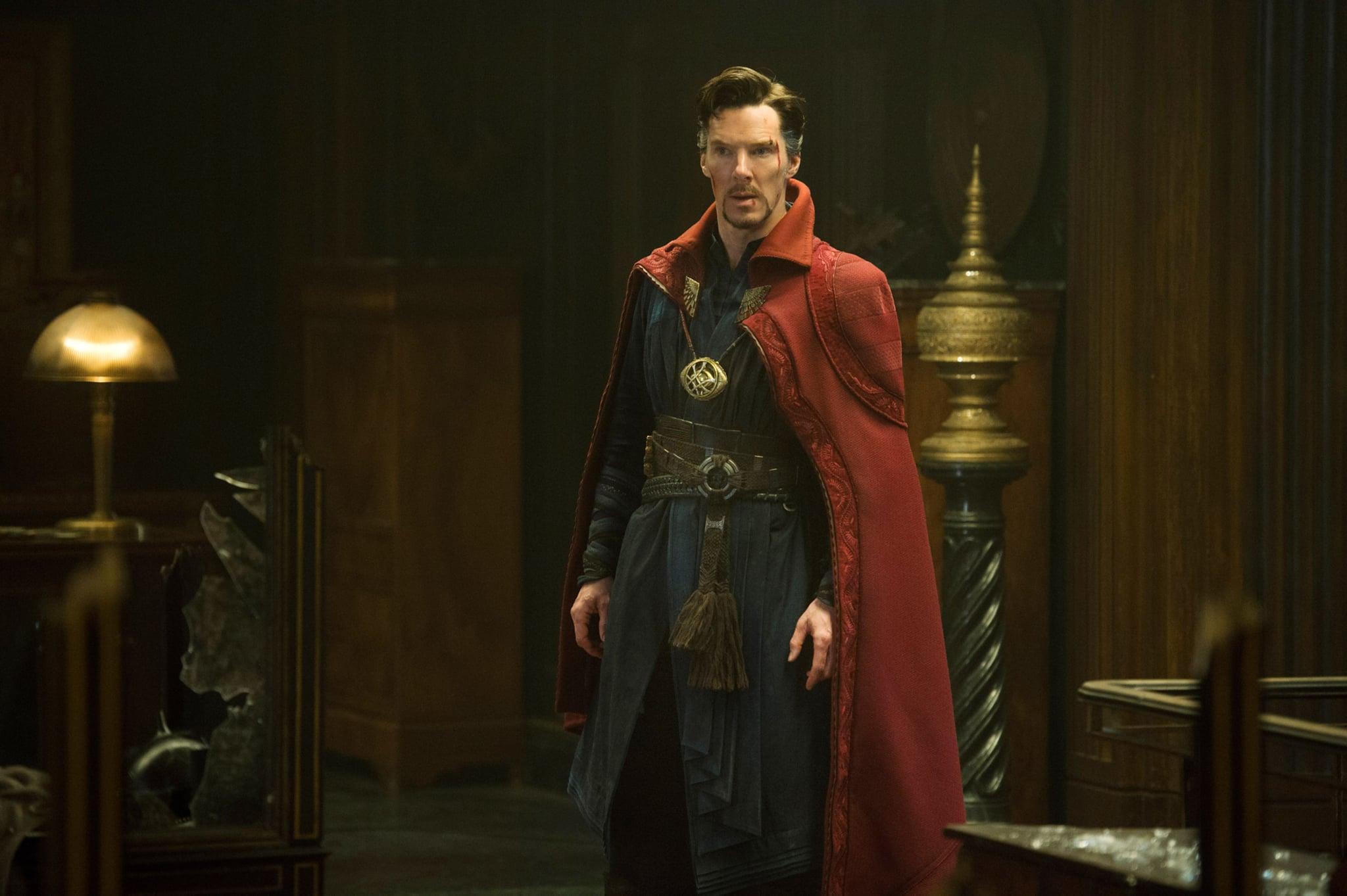 DOCTOR STRANGE, Benedict Cumberbatch, as Dr. Stephen Strange, 2016. ph: Jay Maidment / Walt Disney Studios Motion Pictures /Courtesy Everett Collection