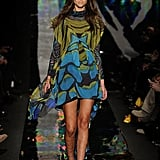 New York Fashion Week, Fall 2010: Diane von Furstenberg's Top 10 Looks