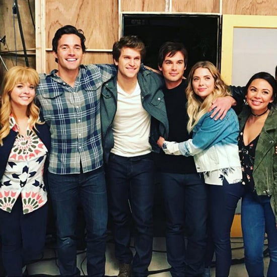 Pretty Little Liars Cast Wraps Filming For Season 7