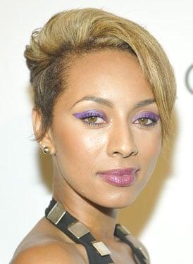Excellent How To Get Keri Hilson39S New Blond Hair Popsugar Beauty Short Hairstyles For Black Women Fulllsitofus