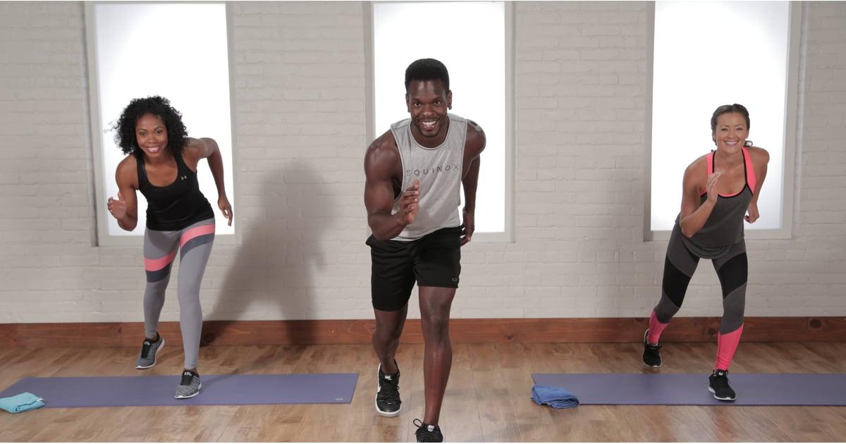30-Minute Tabata Workout | POPSUGAR Fitness Australia