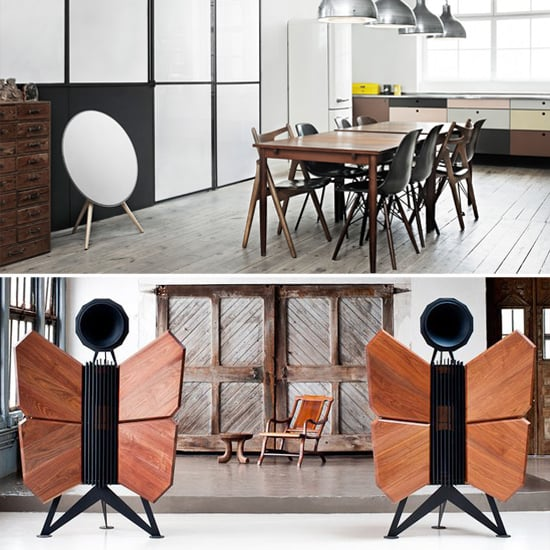 Stunning, Architectural Speakers For Your Home