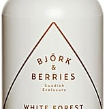 Bjork & Berries White Forest Hand Wash (£18)
