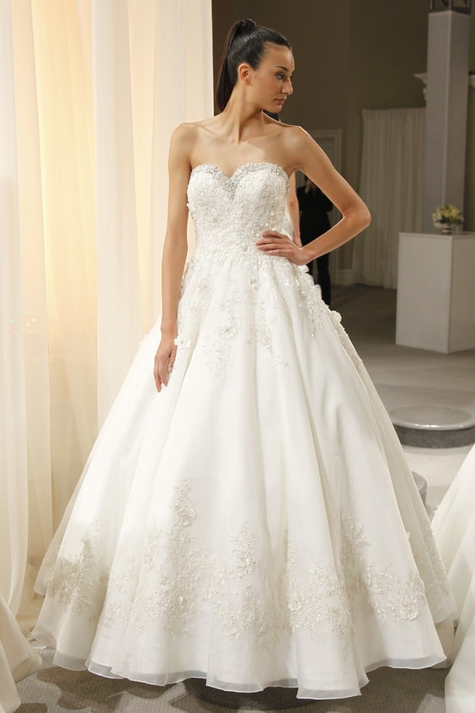 Dennis Basso For Kleinfeld Bridal Spring 2013 | Wedding Dresses From ...