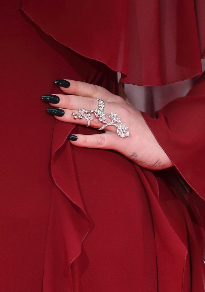"Adele's ""Paradise"" Tattoo"