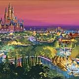 Fantasyland Rendering