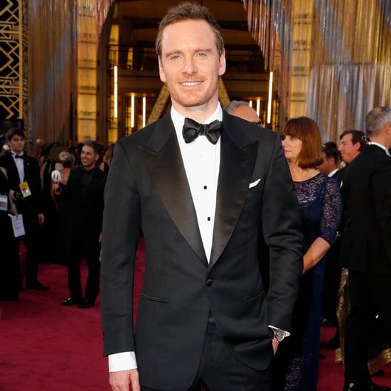 Hot Guys at the Oscars 2016