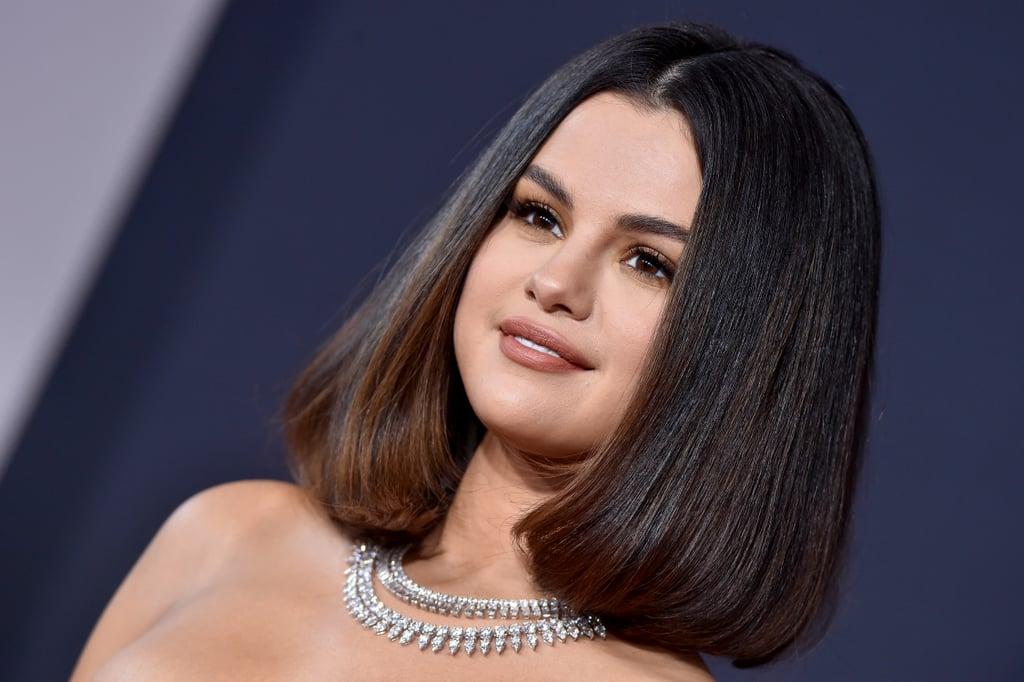 Selena Gomez's Nail Art For Her Rare Album Release