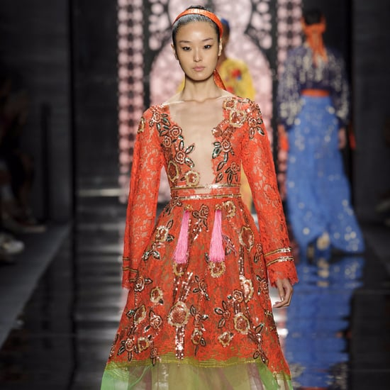 Reem Acra Spring 2016 Collection | New York Fashion Week
