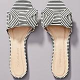 Raphaella Booz Striped Slide Sandals