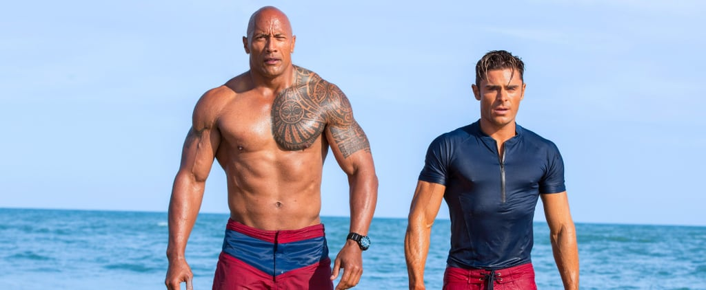 7 Sexy-as-Hell Shirtless Moments in 2017 Movies