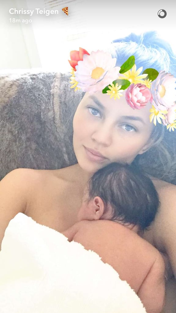 We've Already Been Spoiled With Snaps of John Legend and Chrissy Teigen's Daughter