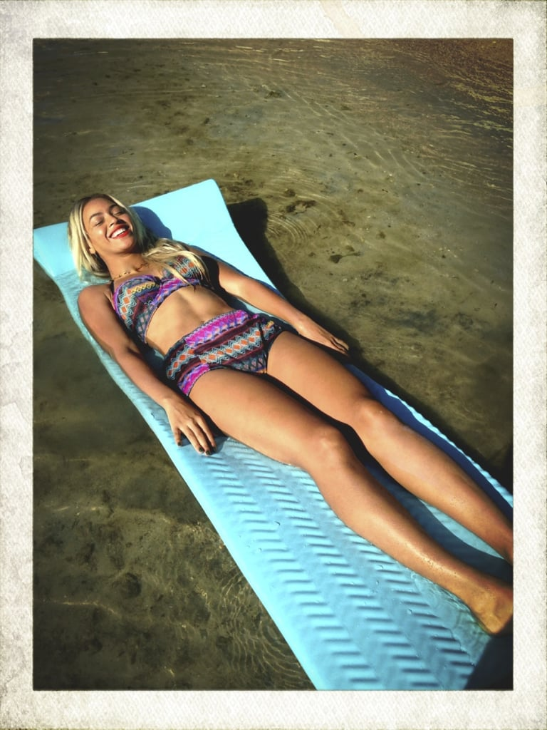 Beyonce's Sexiest Bikini Pictures