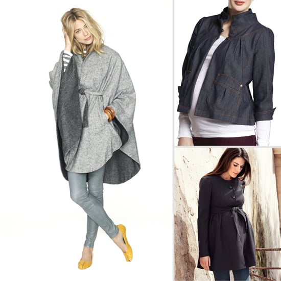 Fall Lightweight Maternity Jackets