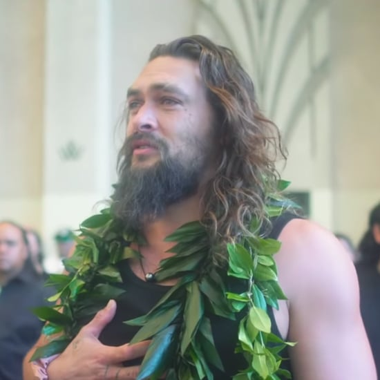 Jason Momoa Does Haka at Aquaman Hawaii Premiere Video 2018