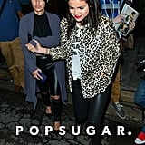 Selena Gomez's Night Out With Francia Raisa