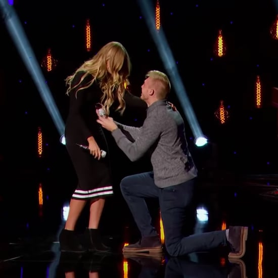 Johanna Jones Surprise Proposal on American Idol Video 2019