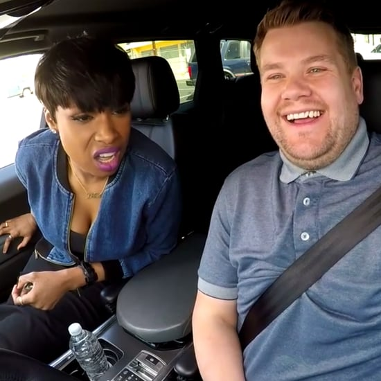 Jennifer Hudson Sings in Drive-Through With James Corden