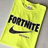 Fortnite: Just Play It Tee