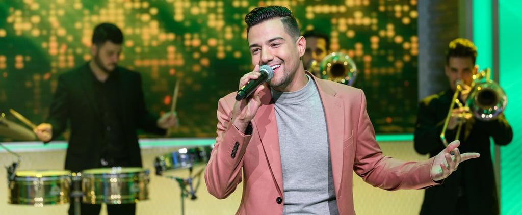 Luis Coronel Releases New Album Una Historia Más
