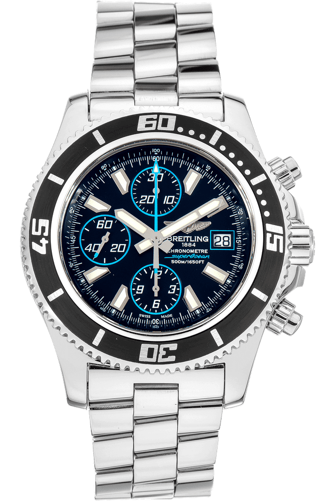 Pre-Owned Breitling Superocean Steelfish Chrono Watch