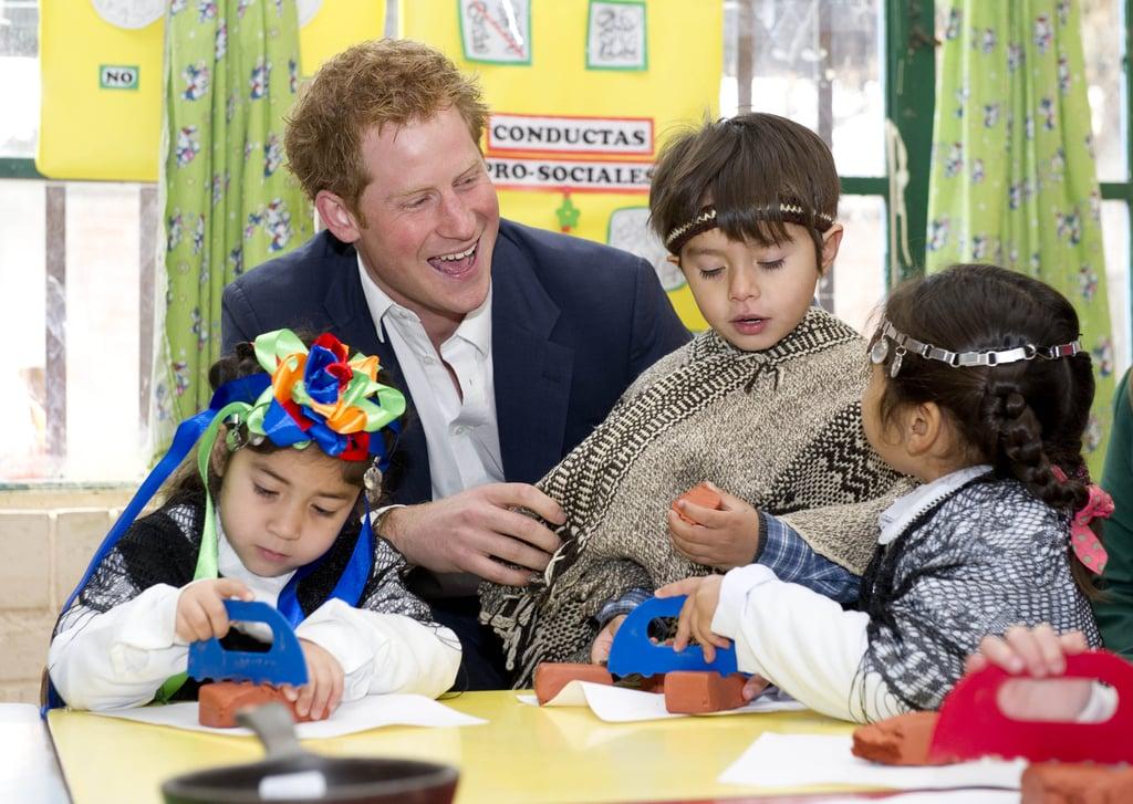 Prince Harry on Having Children