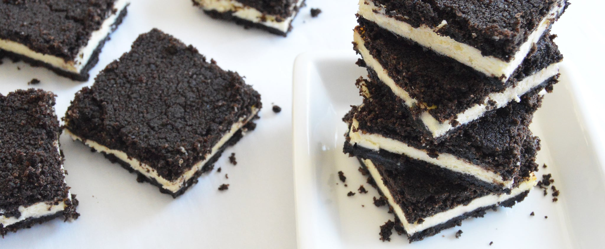 Cheesecake Oreo Cubes Recipe and Photos
