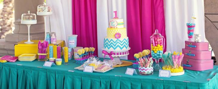 Girl Birthday Parties POPSUGAR Moms
