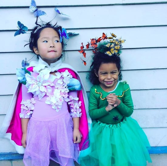 Katherine Heigl Daughters Halloween Costumes Instagram 2016