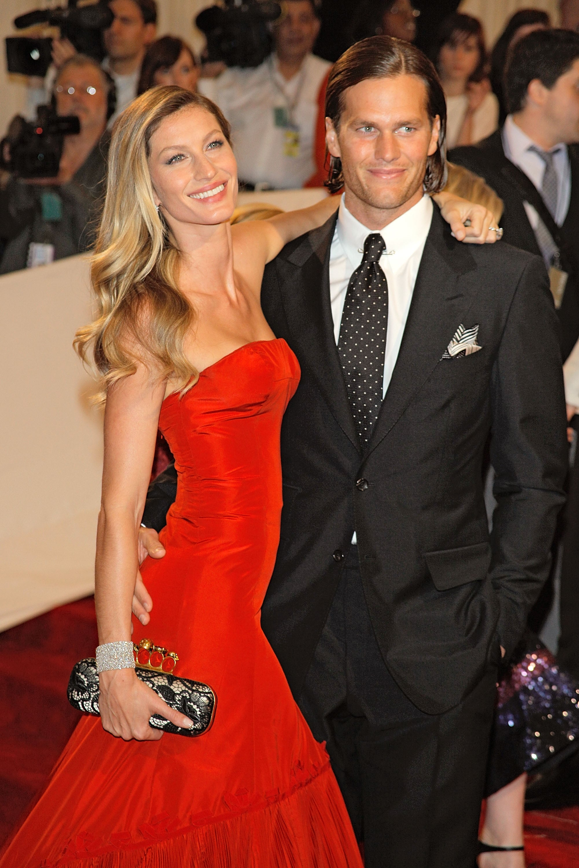 tom brady and gisele b ndchen 52 celebrity couples who