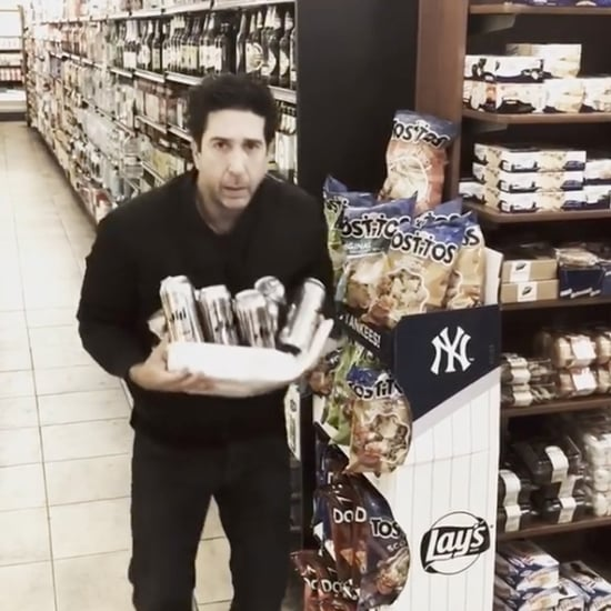 David Schwimmer Responds to Lookalike Restaurant Thief 2018