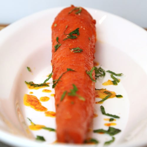Carrot-Juice-Braised Carrot